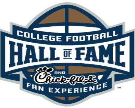 College Football Hall of Fame Logo Football-hall-of-fame.png